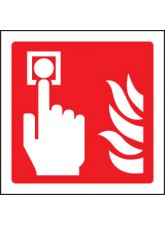 Fire Alarm Call Point Symbol