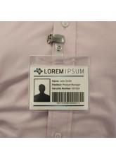 Badge Holders - Pack of 10