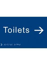 Braille - Toilets --->